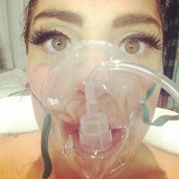Lady Gaga à l'hôpital : la diva victime... du mal des montagnes