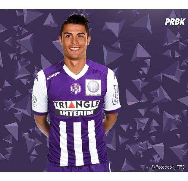 Ronaldo dans le maillot du TFC : le club toulousain en rêve sur les réseaux sociaux