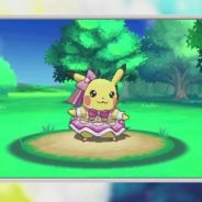 Pokémon Rubis Oméga et Saphir Alpha : nouveau trailer plein de méga-évolutions