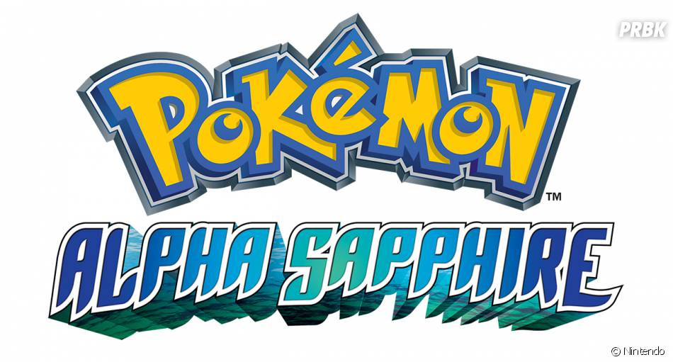 Pokémon Saphir Alphasort en novembre 2013 sur 3DS