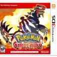 PokémonRubis Oméga: la jaquette du remake 3DS