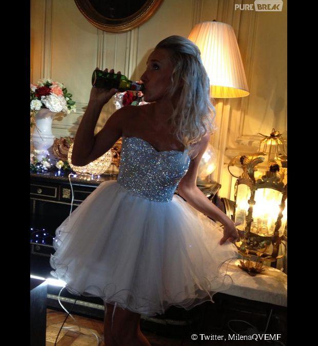 Secret Story 8 : Milena de Qui veut épouser mon fils 3 habille les candidates