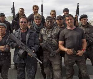 Arnold Schwarzenegger, Sylvester Stallone, Wesley Snipes... tous réunis pour Expendables 3
