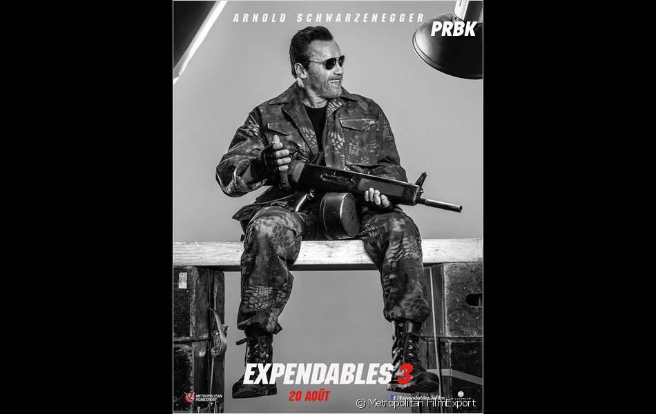 Expendables 3 : le personnage d'Arnold Schwarzenegger gay dans la suite
