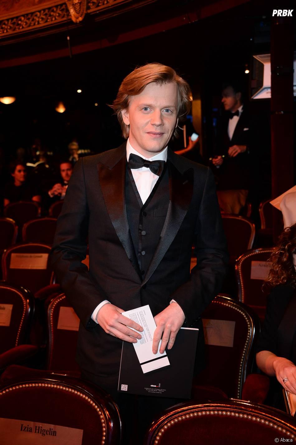 Alex Lutz à la cérémonie des César 2014