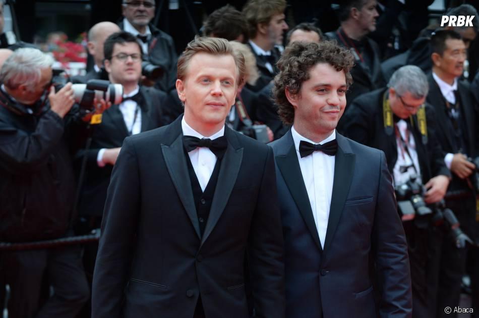 Alex Lutz et Bruno Sanches au festival de Cannes 2014