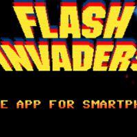 Flash Invaders : l'appli pour chasser les Space Invaders dans les grandes villes