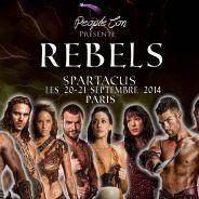 Spartacus : gagnez vos places pour la convention à Paris