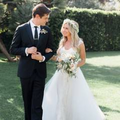 Ashley Tisdale mariée à Christopher French : sa robe dévoilée sur Instagram