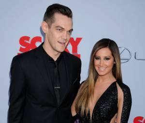 Ashley Tisdale et Christopher French : mariage le 8 septembre 2014