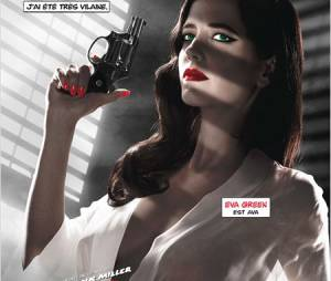 Sin City 2 : Eva Green est magistrale