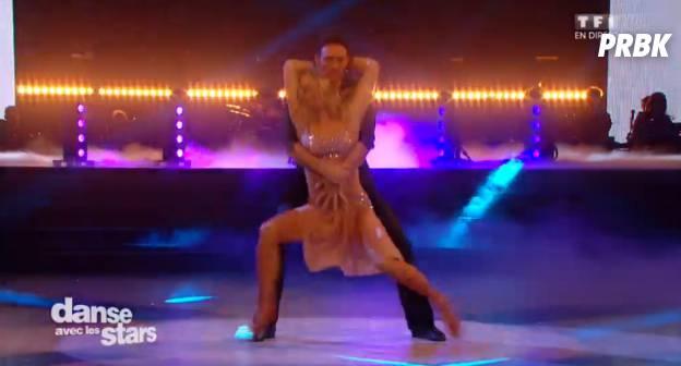 Tonya Kinzinger dans le 1er prime de Danse avec les stars 5