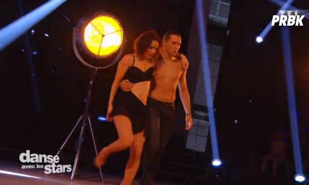 Nathalie Péchalat sexy dans Danse avec les stars 2014