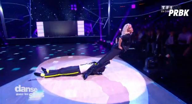 Ophélie Winter dans Danse avec les stars 5 sur TF1