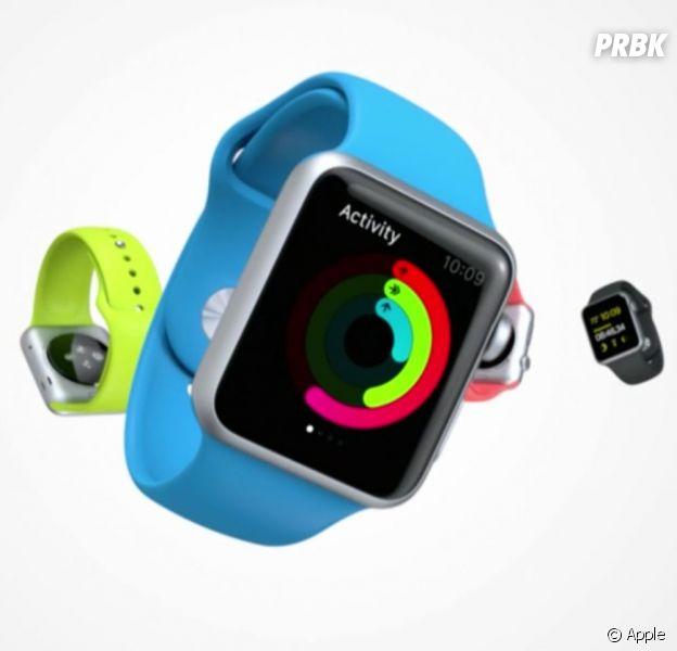 L'Apple Watch présentée chez Colette le 30 septembre 2014 à Paris