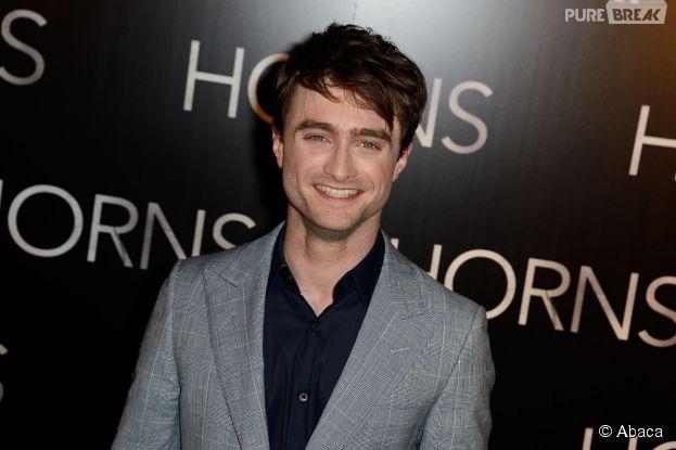 Daniel Radcliffe en interview pour le film Horns