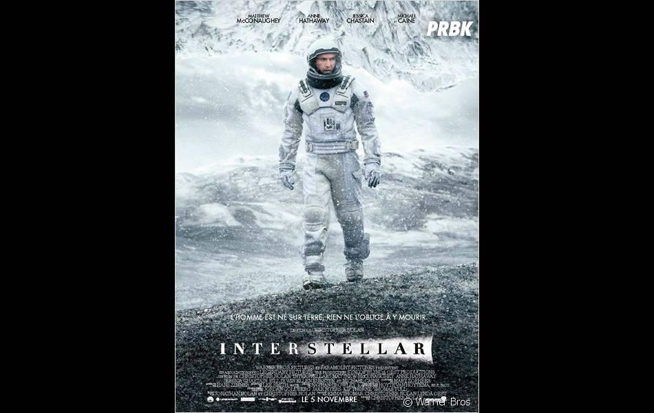 Interstellar dévoile une nouvelle bande-annonce