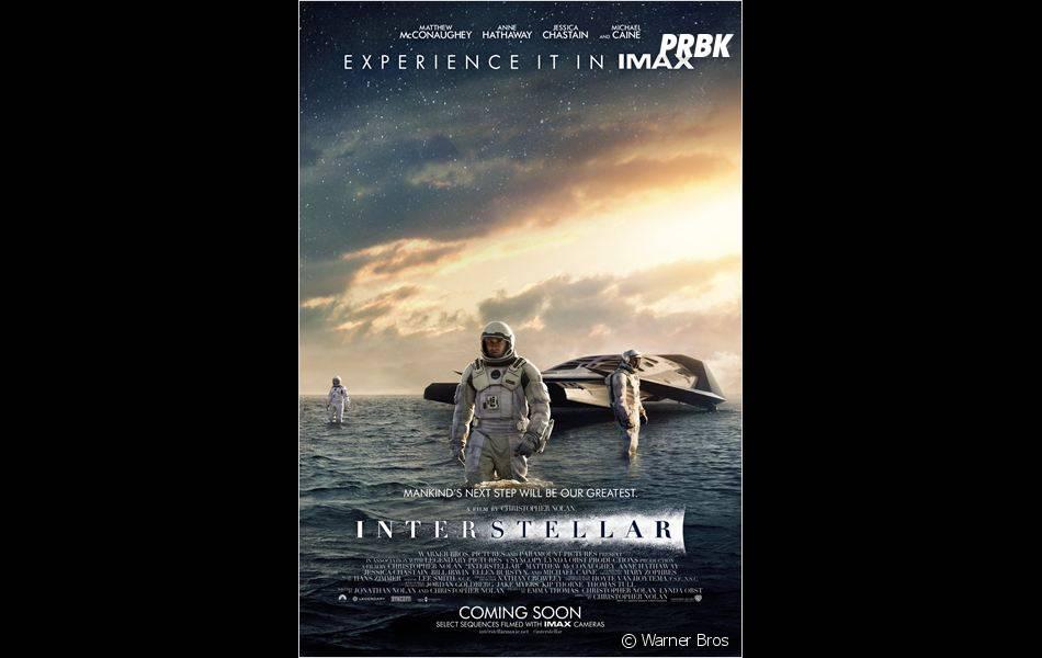Interstellar : une nouvelle bande-annonce dévoilée