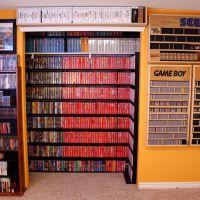 Un gamer revend son incroyable collection de jeux vidéo... 130 000 euros !