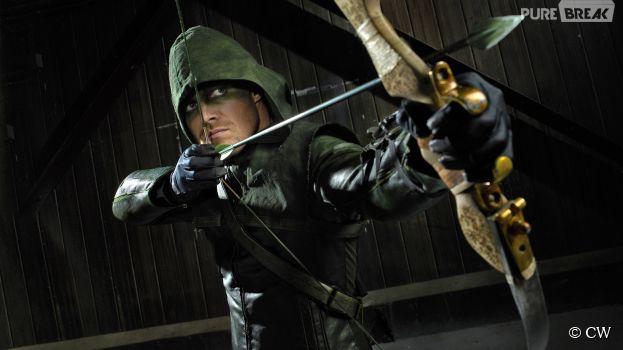 La saison 1 d'Arrow débute sur TF1