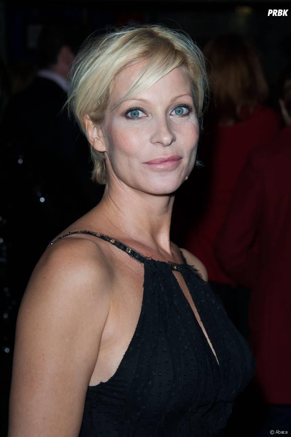 Rebecca Hampton (Plus Belle La Vie) aime les problèmes de Céline Frémont