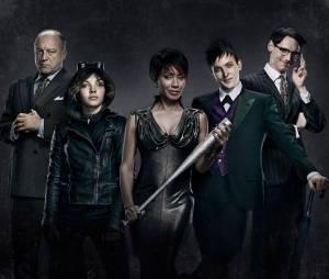 Gotham : une saison 1 composée de 22 épisodes