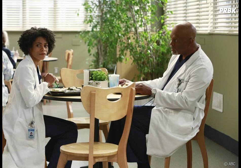 Grey's Anatomy saison 11 épisode 2 : Maggie et Richard en tête-à-tête