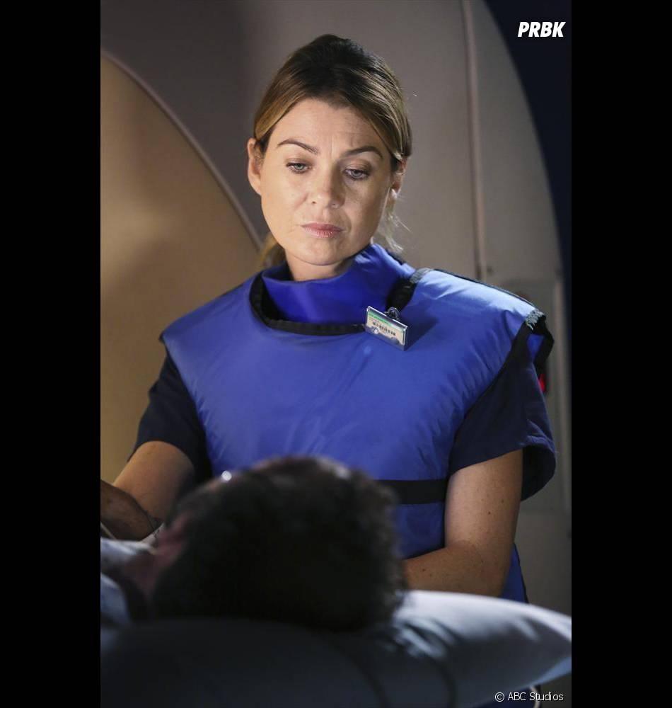 Grey's Anatomy saison 11, épisode 1 : Meredith sur une photo