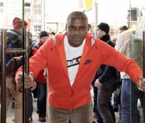 Carl Lewis, un sportif parmi d'autres qui s'est essayé à la musique