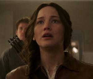 Hunger Games 3 : nouvelle vidéo avec Peeta, Katniss et Gale