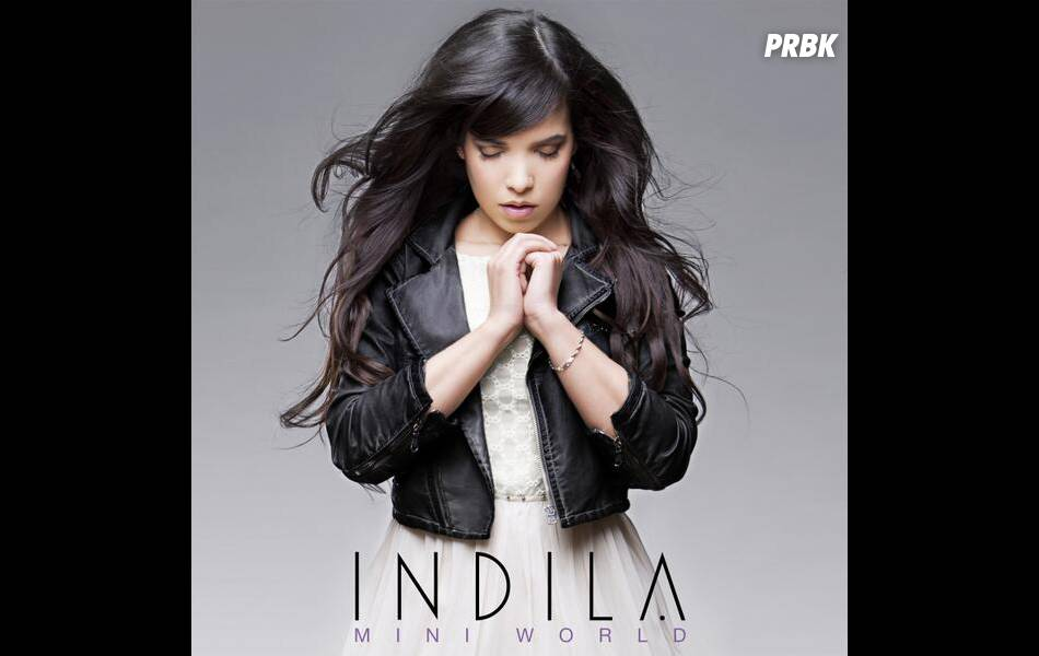"""Indila : son premier album """"Mini World"""" dans les bacs le 24 février 2014"""