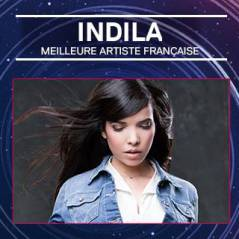 Indila, meilleure artiste française et bientôt internationale aux MTV EMA ?