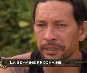 Koh Lanta 2014 : larmes et trahison pour Laurent et Teheiura dans l'épisode du 24 octobre 2014
