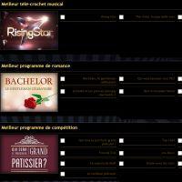 Lauriers TV Awards 2015 : votes ouverts pour la cérémonie