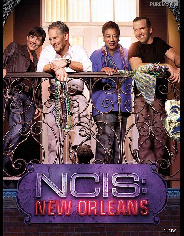 NCIS New Orleans aura une saison 1 complète sur CBS