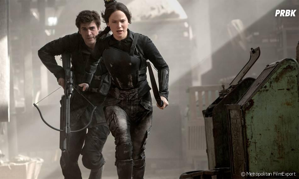 Hunger Games 3 : Jennifer Lawrence et Liam Hemsworth