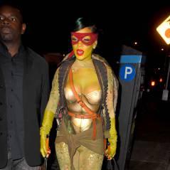 Rihanna, Chris Brown, Miley, Shy'm... Déguisement sexy et LOL d'Halloween 2014