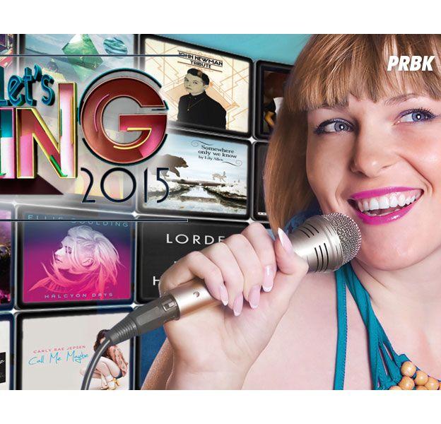 Let's Sing 2015 est disponible sur Wii depuis le 30 octobre 2014