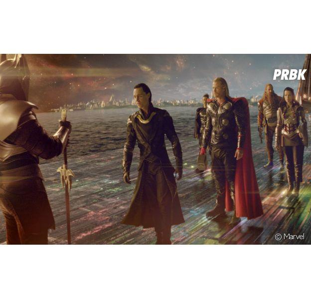Avengers 2 : Loki et Heimdall de retour