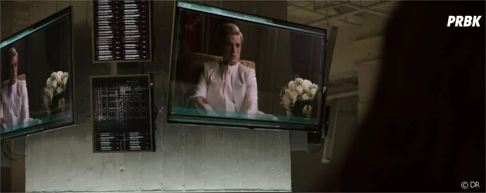 Hunger Games 3 : Peeta dans un extrait
