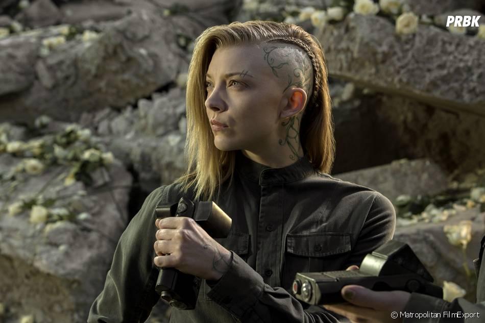 Hunger Games 3 : Natalie Dormer sur une photo du film