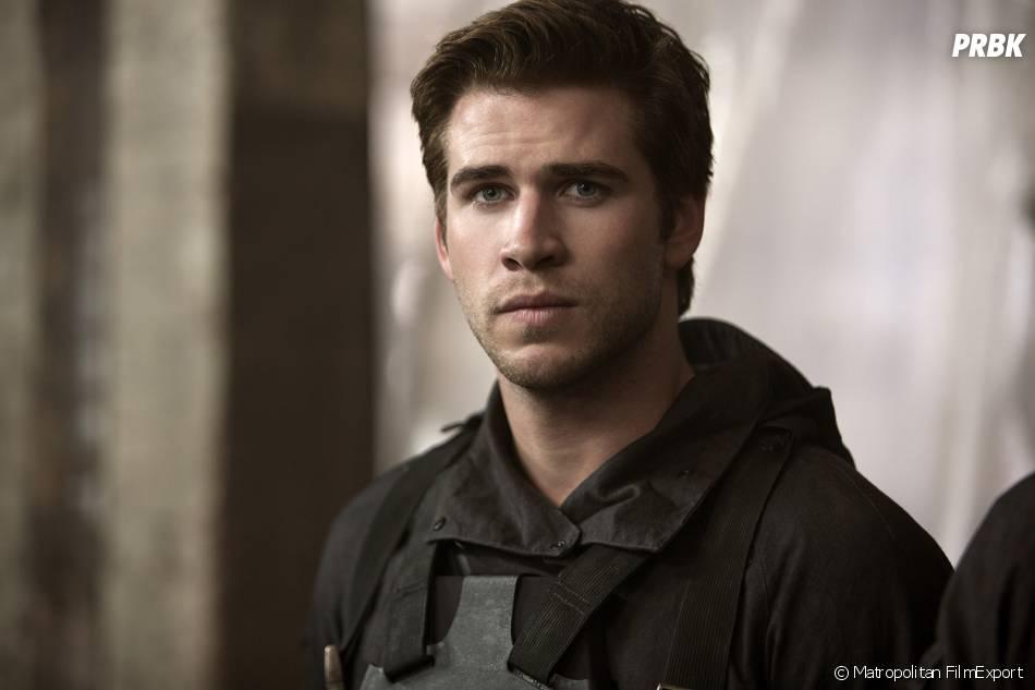Hunger Games 3 : Liam Hemsworth sur une photo