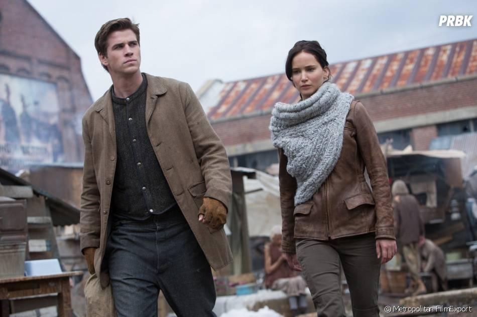Hunger Games : Katniss et Gale dans le second film