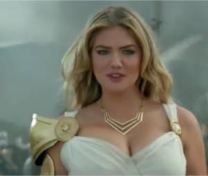 Kate Upton : égérie sexy du trailer du jeu Game of War