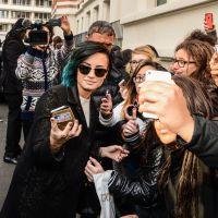 Demi Lovato à Paris : rencontre avec ses fans face à Cauet