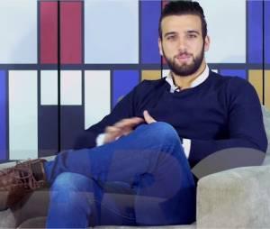 Aymeric Bonnery défend son couple avec Leila Ben Khalifa