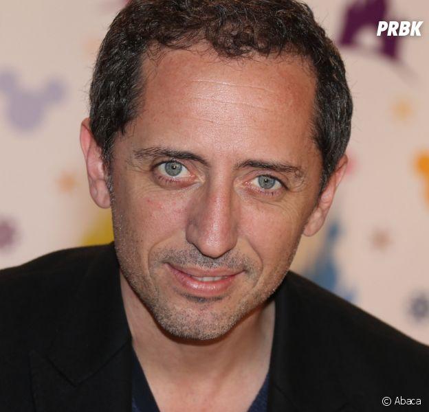 Gad Elmaleh revient sur sa pub LCL lors d'une interview pour Metronews