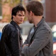 The Vampire Diaries saison 6 : violente bagarre à venir entre Damon et Alaric ?