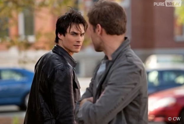 The Vampire Diaries saison 6 : Damon prêt à se battre contre Alaric