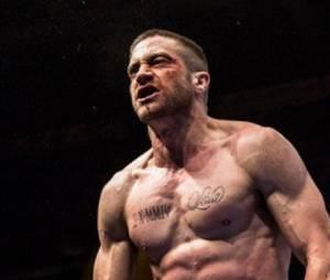 Jake Gyllenhaal : musclé et méconnaissable dans Southpaw